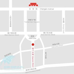 qianmen-street